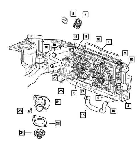 2005 Chrysler Town And Country Cooling System Diagram Wiring Diagram Permanent A Permanent A Emilia Fise It