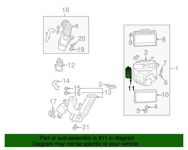 Admirable Vacuum Tank Infiniti 22370 4W000 Lia Parts Wiring Cloud Battdienstapotheekhoekschewaardnl