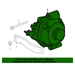 Alternator - Mopar (4896805AE)