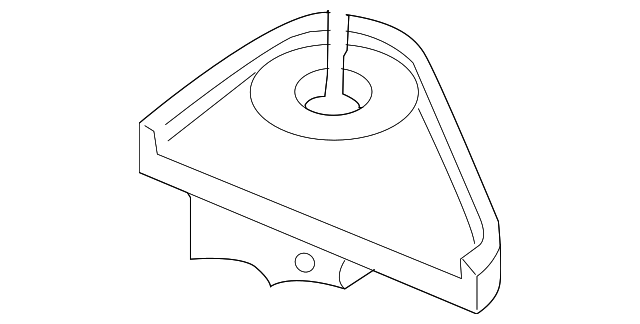 2005 Mazda 3 Headlight