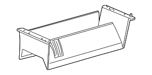 Air Deflector - Mazda (ZZP1-50-111)