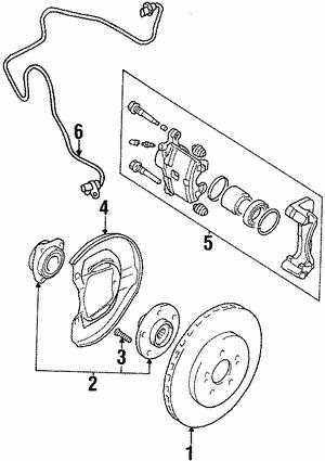 2004 Dodge Stratu Fuel Filter