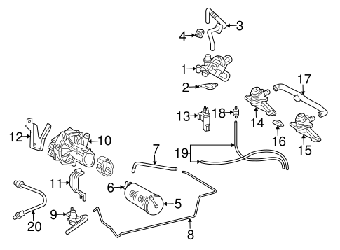 Pleasing 2007 Chrysler Crossfire Limited Exhaust Components Diagram New Wiring 101 Israstreekradiomeanderfmnl