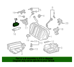 Fuel Filter - Mercedes-Benz (002-477-61-01)