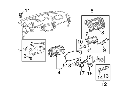 2007 Lexus Rx 350 Belt Diagram