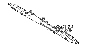 Steering Gear - Audi (8E1-422-054-CX)