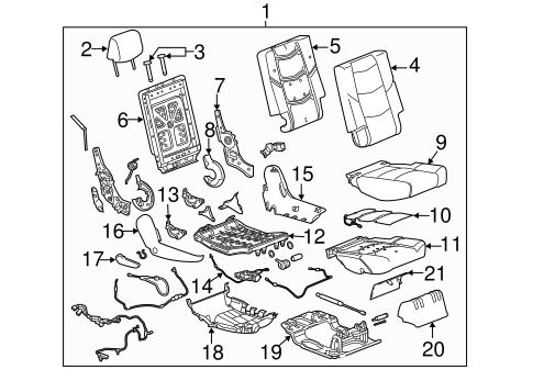 gmc fuse box for sale with Gm Cushion Shield 23293044 on Gm Cushion Shield 23293045 moreover Hellcat Engine Diagram Html besides 2013 Chevy Cruze Airbag Module Location in addition 2003 Bmw 325i Fuse And Relay Location as well Where Is The Turn Signal Relay On A 1997 Chevy Silverado.