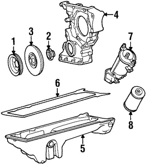 Filters For 1995 Mercedes Benz S 350 Mb Original Parts