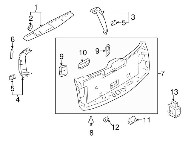 Nissan Armada Drawing