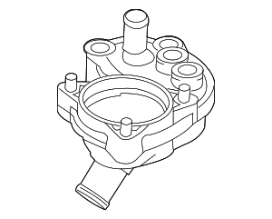 Thermostat Housing - Ford (2L5Z-8592-BB)