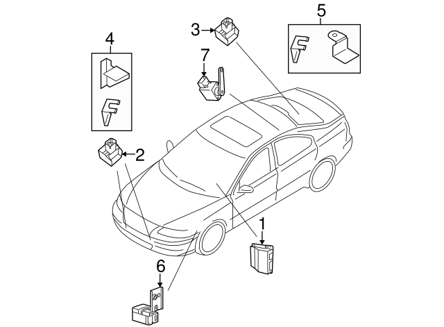2006 volvo s60 belt diagram