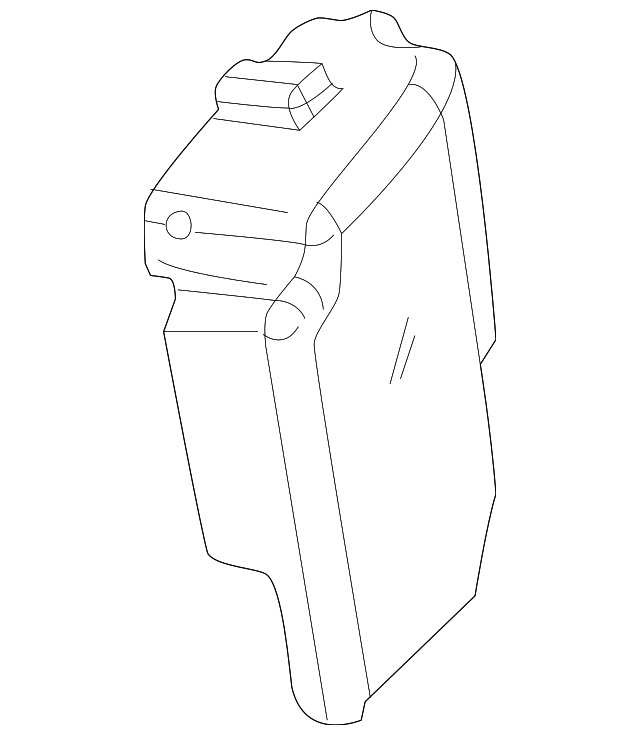 Genuine Gm Coverpcm 15071609