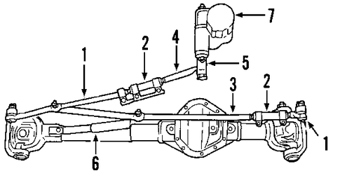 Steering Gear And Linkage Scat