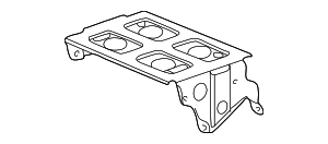 CD Player Upper Bracket - Toyota (86274-41020)