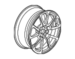 "Wheel, 19"" Front"