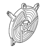 Fan & Motor - Ford (5L5Z-8L605-AA)