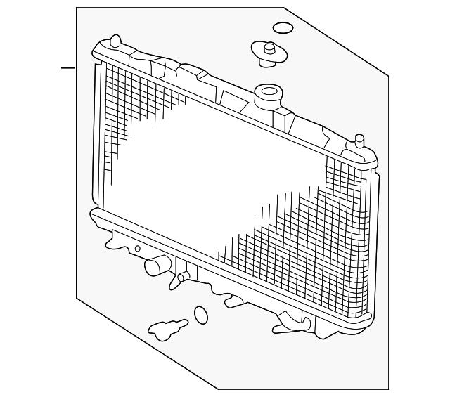 radiator  denso