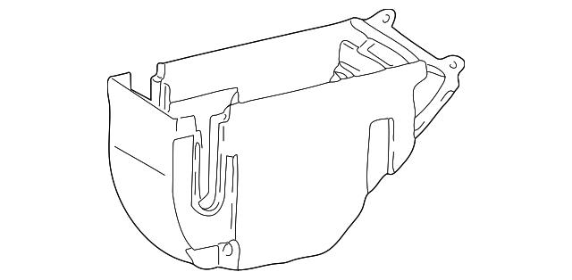 1998 2000 Mercedes Benz Slk 230 Fuse Box 170 545 02 01