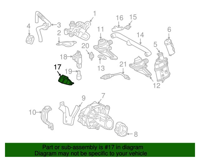 Mass air flow sensor mercedes benz 005 153 50 28 mb for Mercedes benz spare parts price list