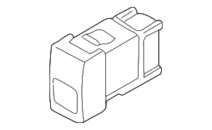 Headlamp Switch - Mazda (C235-66-6F0A)