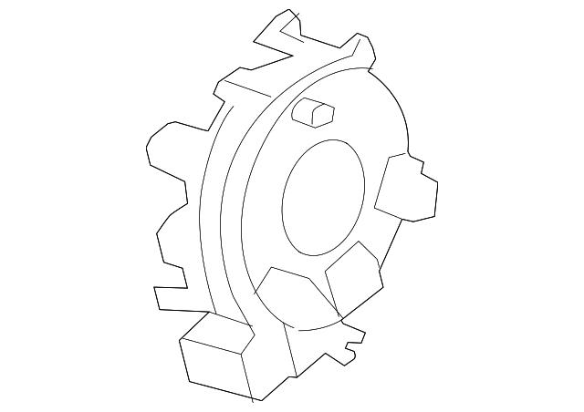 2007 2015 Infiniti Clock Spring B5554 1nf0a