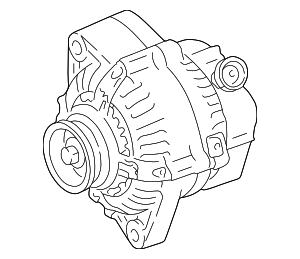 Alternator - Toyota (27060-28260-84)