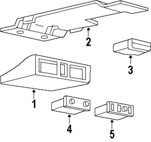 1998 Oldsmobile Intrigue Engine Diagram
