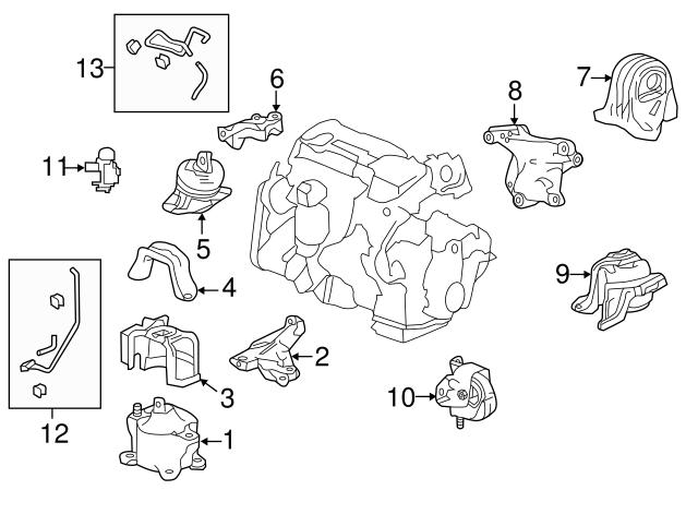 Aod Transmission Valve Body Diagrams Aod