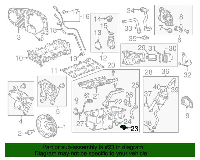 2015 Chevy Cruze Engine Diagram