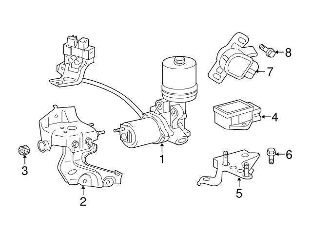 Pedal Travel Sensor