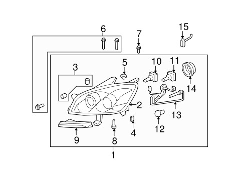 Chevrolet Silverado 1998 Chevy Silverado Air Conditioner Relay Will Not Engage besides Ford Explorer Driver Seat Replacement in addition T8671758 Rear abs sensor likewise Mercury Grand Marquis O2 Sensor Location also Ford F 150 1995 Ford F150 95 F150 Pu Turns Over But No Fire. on gmc sierra headlight wiring harness