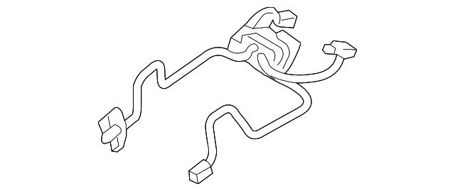 2018 hyundai elantra gt wire harness 84656