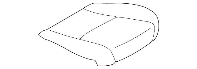 Cushion Cover Subaru 64140fl00avh Discmonster