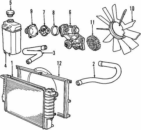 540i cooling system diagram wiring diagram online Engine Cooling System Diagram cooling system for 1998 bmw 540i getbmwparts pc cooling system diagram 540i cooling system diagram
