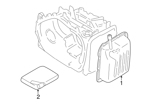2003 Kia Optima Air Intake System Diagram