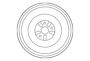 Wheel, Alloy - Lexus (4261A-06070)