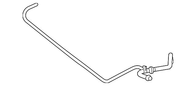 reservoir hose