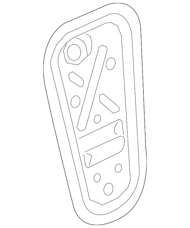 2018 Audi Inner Cover 80A-839-915