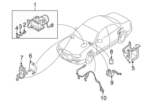 Sensors For 1995 Mazda Millenia Priority Mazda Parts