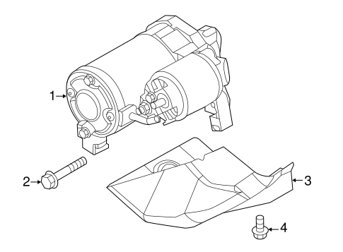 2014 Mitsubishi Mirage Engine Diagram