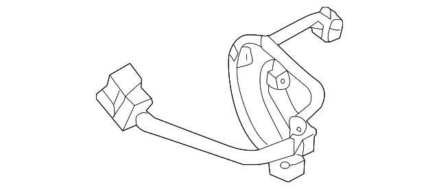 2015 2018 Kia Sedona Wire Harness 97176 A9000