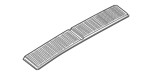 Cabin Air Filter - BMW (64-31-9-313-519)