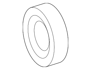 Pulley - Mercedes-Benz (642-200-10-70)
