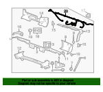 Trailer Tow Harness - GM (10363789)