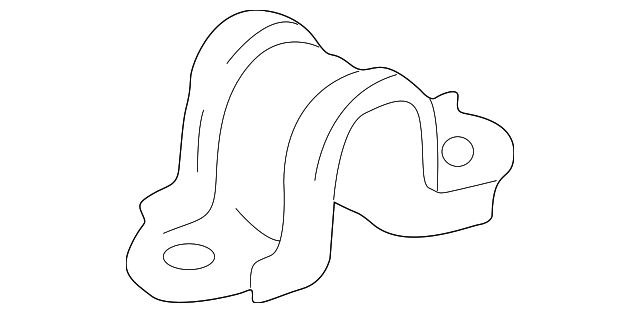 Stabilizer Bar Bracket