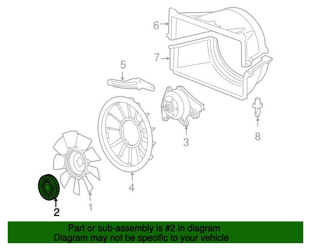 5161d5cb83f44e56d53b6a5333774043 fan clutch gm (15102145) fan clutch diagram for c-15 cat engine at gsmx.co