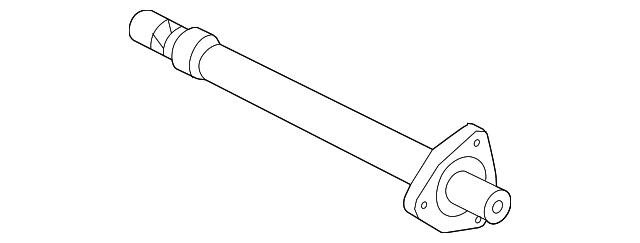 Strg Shaft   GM Genuine Parts   15800140
