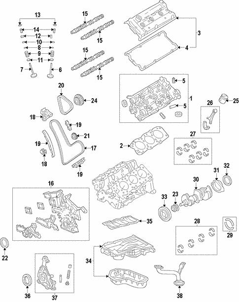 Oil Pan for 2011 Toyota Sienna | Toyota Parts CenterOlathe Toyota Parts Center