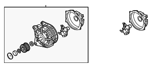 Alternator - Volkswagen (03L-903-023-L)
