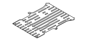 Floor Mat - Ford (9T1Z-5413046-AB)
